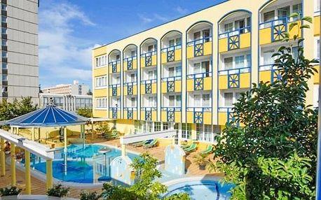 Hajdúszoboszló v Hotelu Rudolf *** s neomezeným wellness a termálními bazény