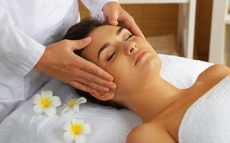 100 min v Diamond Spa: masáž, lázeň a maska