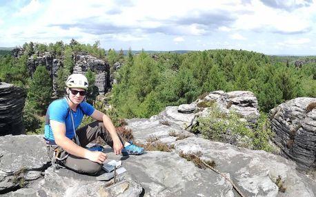 Celodenní kurz lezení