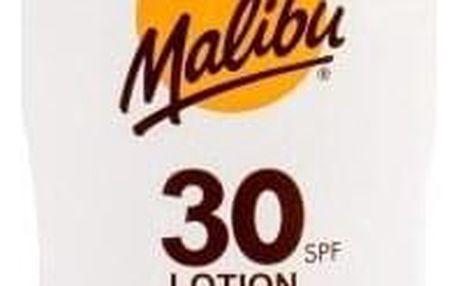 Malibu Lotion SPF30 400 ml opalovací mléko s aloe vera unisex