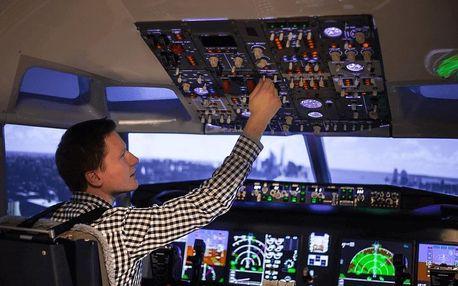 Simulátoru letounu Boeing 737 SULLY - LET 1549