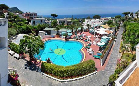 Itálie - Ischia letecky na 8-15 dnů, all inclusive