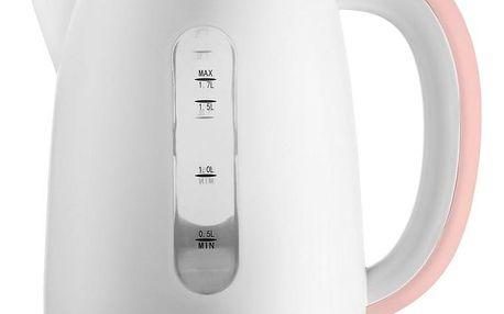 Concept RK2332 Rychlovarná konvice Palette 1,7 l, růžová