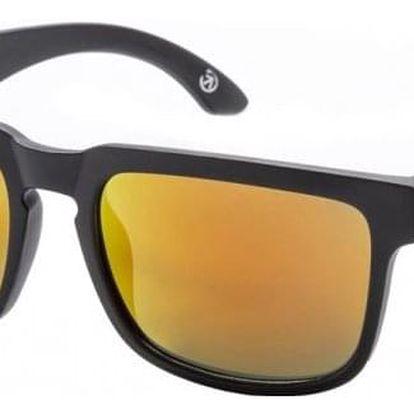 Brýle Meatfly Memphis 2 A black/orange