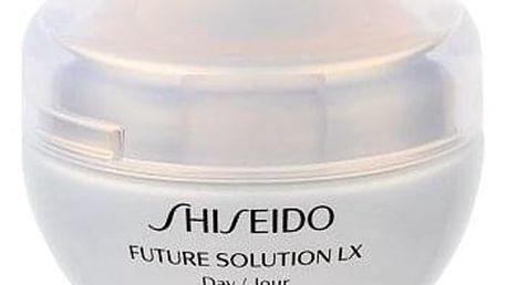 Shiseido Future Solution LX Total Protective protivráskový pleťový krém Cream SPF20 50 ml pro ženy