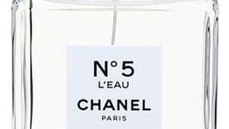 Chanel No.5 L´Eau toaletní voda 100 ml pro ženy