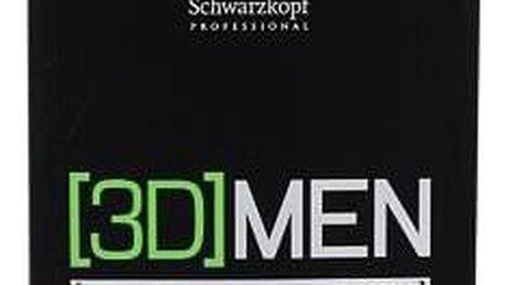 Schwarzkopf 3DMEN šampon proti lupům pro citlivou a podrážděnou pokožku 250 ml pro muže