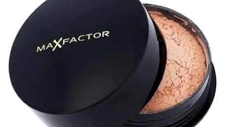 Max Factor Loose Powder 15 g sypký pudr pro ženy Translucent