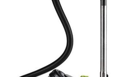 Vysavač podlahový Polti Forzaspira C150 černý/zelený