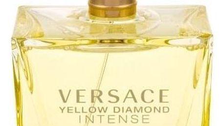 Versace Yellow Diamond Intense 90 ml parfémovaná voda tester pro ženy