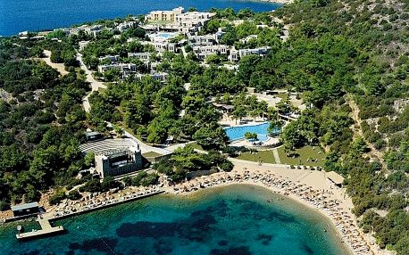 Turecko, Bodrum, letecky na 11 dní all inclusive