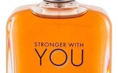 Giorgio Armani Emporio Armani Stronger With You 100 ml toaletní voda pro muže
