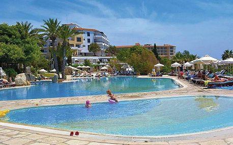 Kypr, Coral Bay, letecky na 12 dní polopenze