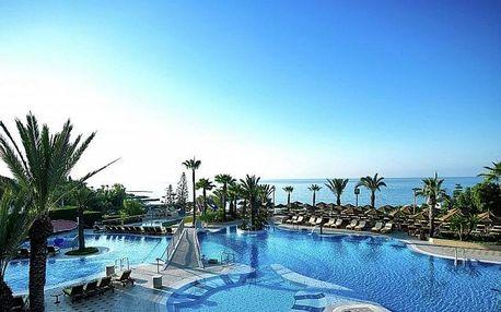 Kypr, Limassol, letecky na 8 dní snídaně