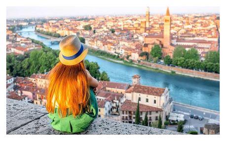 Itálie, autobusem na 4 dny