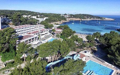 Španělsko, Ibiza, letecky na 8 dní all inclusive