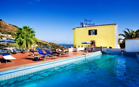 Itálie, Ischia, autobusem na 10 dní polopenze