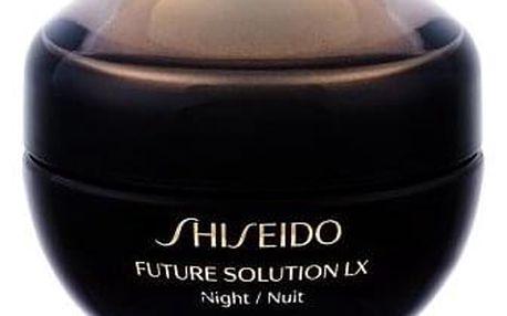 Shiseido Future Solution LX noční regenerační pleťový krém 50 ml pro ženy