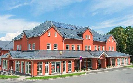 Beskydy: relaxační pobyt v Hotelu Hukvaldy s polopenzí a neomezeným wellness