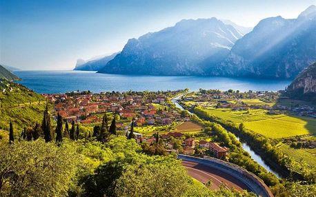 Itálie, Lago di Garda, autobusem na 5 dní