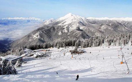 Slovinsko - Savinjské Alpy na 5 dnů, polopenze