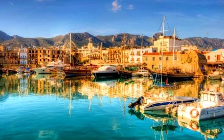 Kypr, letecky na 8 dní snídaně