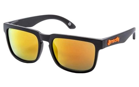 Brýle Meatfly Memphis 2 A black/orange