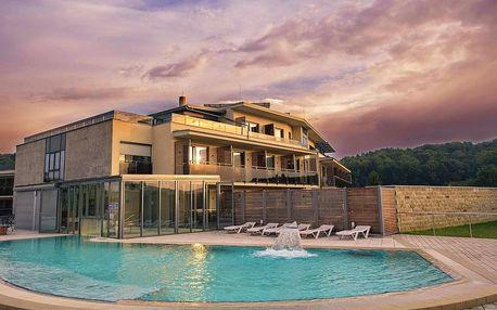 Mala Nedelja, hotel Bioterme**** s termálními bazény a saunami, Sever Slovinska, Slovinsko