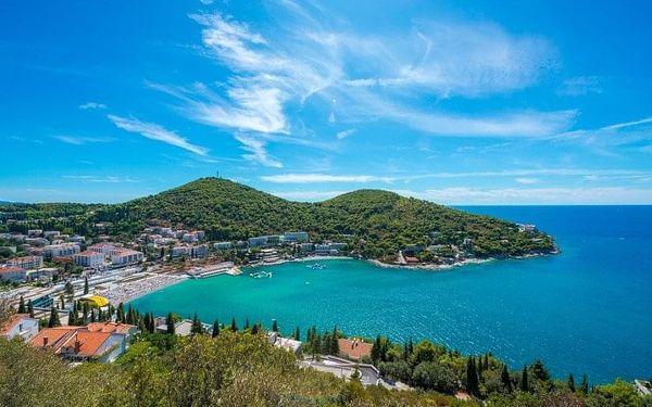 28.03.2020 - 07.04.2020 | Chorvatsko, Jižní Dalmácie, vlastní dopravou na 11 dní polopenze5