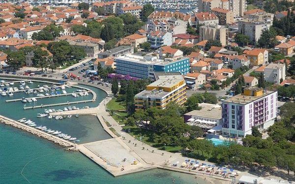 05.02.2020 - 12.02.2020 | Chorvatsko, Severní Dalmácie, vlastní dopravou na 8 dní polopenze5