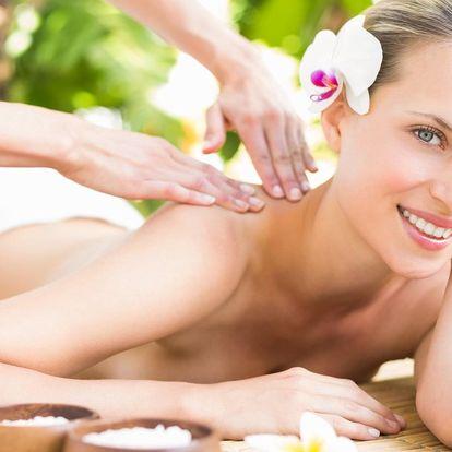 Výběr z exotických masáží v Royal Jasmine Spa
