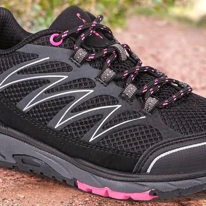 Dámská outdoorová obuv Loap Horizon v černé barvě