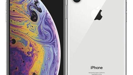 Mobilní telefon Apple iPhone Xs 256 GB - silver (MT9J2CN/A)