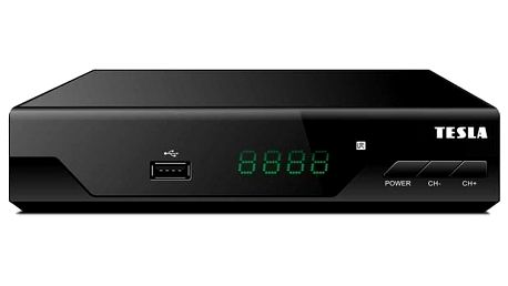 Set-top box Tesla TE-310 (H.265/HEVC) černý (8594163276010)