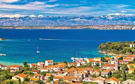 Léto u moře v Chorvatsku s 2 dětmi do 10 let zdarma