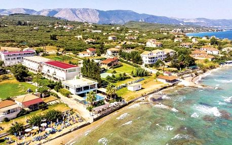 Řecko, Zakynthos, letecky na 4 dny all inclusive