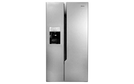 Americká lednice Hisense RS694N4TC2 nerez