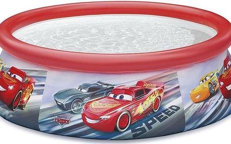 INTEX Bestway Bazén nafukovací Cars 183x51cm