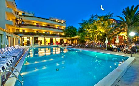 7nocí v Itálii   Park Hotel Kursaal*** 50 m pláž   Dítě zdarma   Wellness a bazén   All inclusive