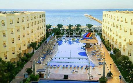Egypt, Hurghada, letecky na 12 dní all inclusive