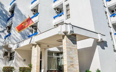 Černá Hora - Ulcinj na 8 dní, all inclusive s dopravou letecky z Katowic