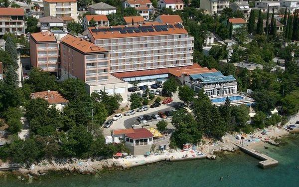 Chorvatsko - Crikvenica autobusem na 10 dnů, polopenze