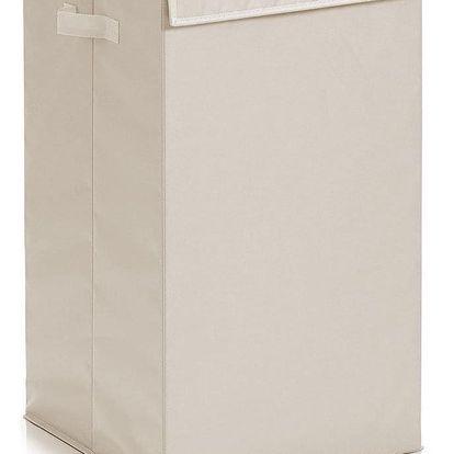 Skládací koš na prádlo, oděvy - kontejner, 74 l, ZELLER