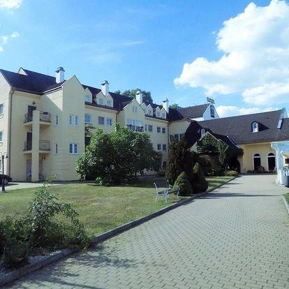 Jižní Morava: Hotel Galant Lednice