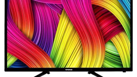 Televize Orava LT-840 (M96B) černá