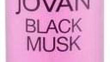 Jovan Musk Black For Women 96 ml kolínská voda pro ženy