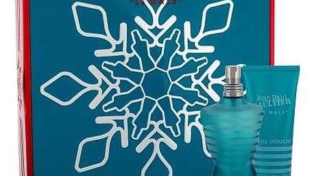 Jean Paul Gaultier Le Male dárková kazeta pro muže toaletní voda 75 ml + sprchový gel 75 ml