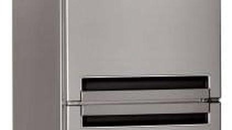Kombinovaná lednice s mrazákem dole Whirlpool BSNF 8122 OX, A++