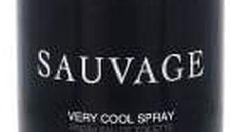 Christian Dior Sauvage Very Cool Spray 100 ml toaletní voda tester pro muže