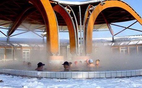 Bük, Hunguest Hotel Répce Gold**** s přímým vstupem do termálních lázní, Bük, Maďarsko